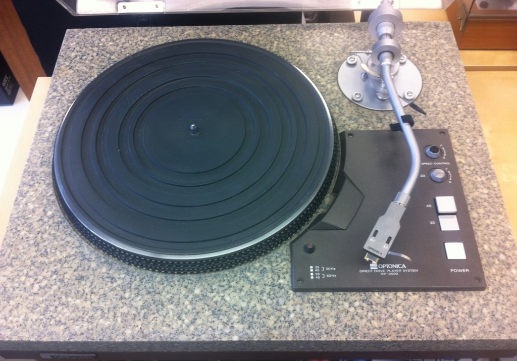 Optonica RP 3500 Turntable
