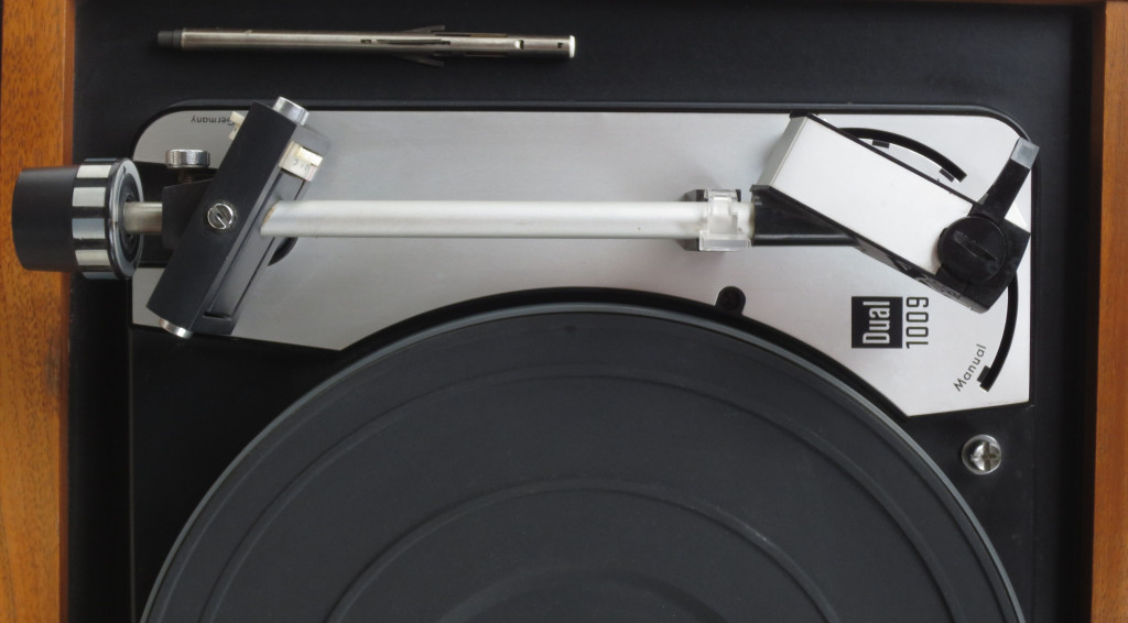 The Turntable Shop Dual 1009 Turntable with Empire 66 PEX Cartridge Detail