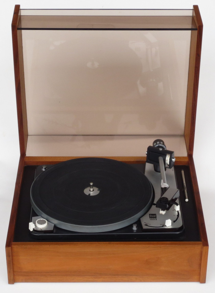 The Turntable Shop Dual 1009 Turntable with Empire 66 PEX Cartridge