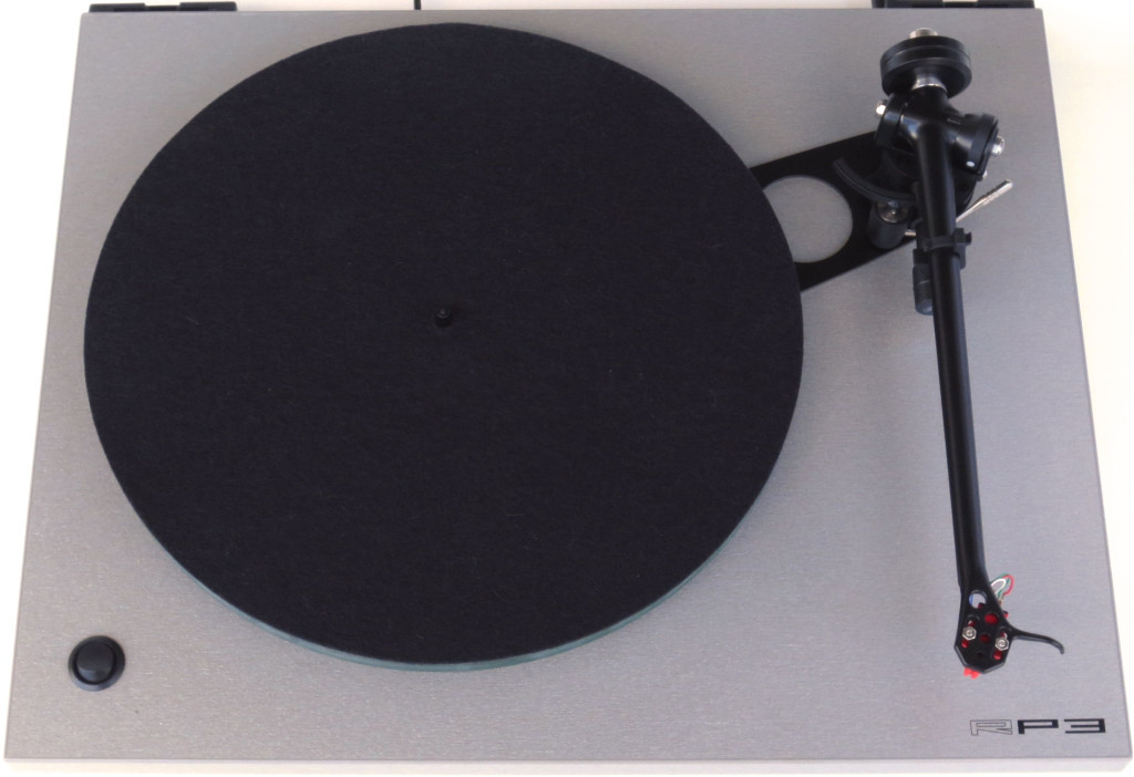 Rega RP-3 Turntable with RB303 Tonearm