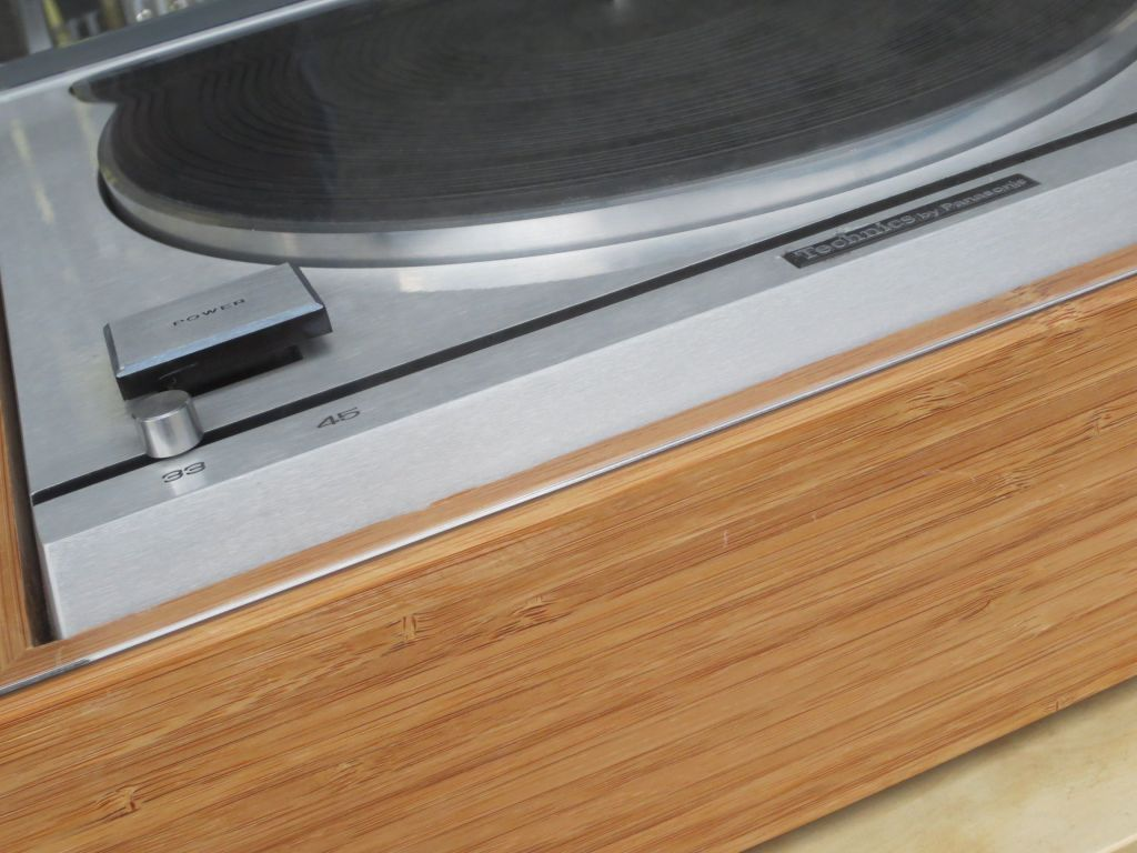 Technics SP-10 D Turntable
