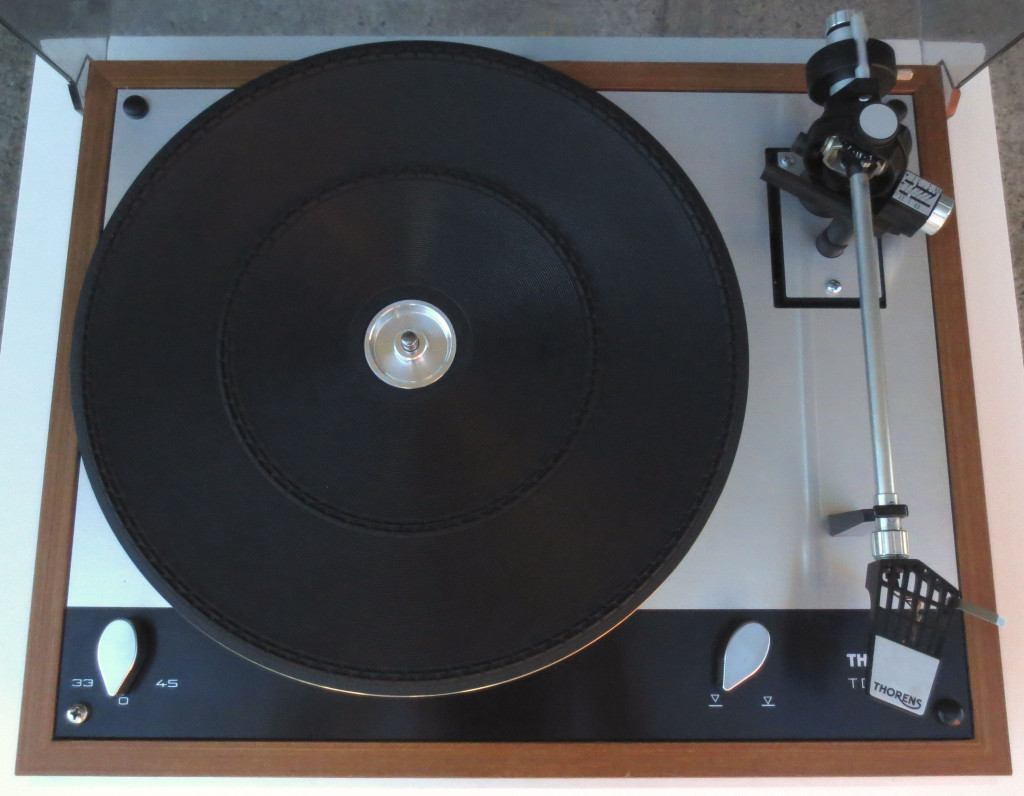 Thorens Turntable Thorens Td160 Turntable