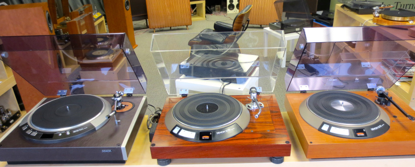 Vintage Turntables for Sale