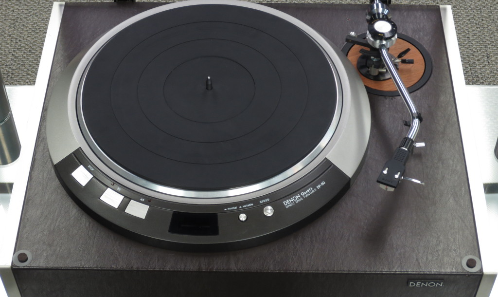 Direct Drive - The Denon DP 80 Turntable