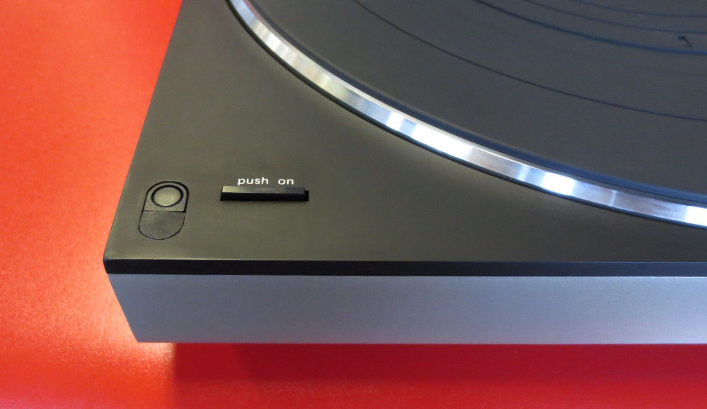 Technics SL-10 Turntable