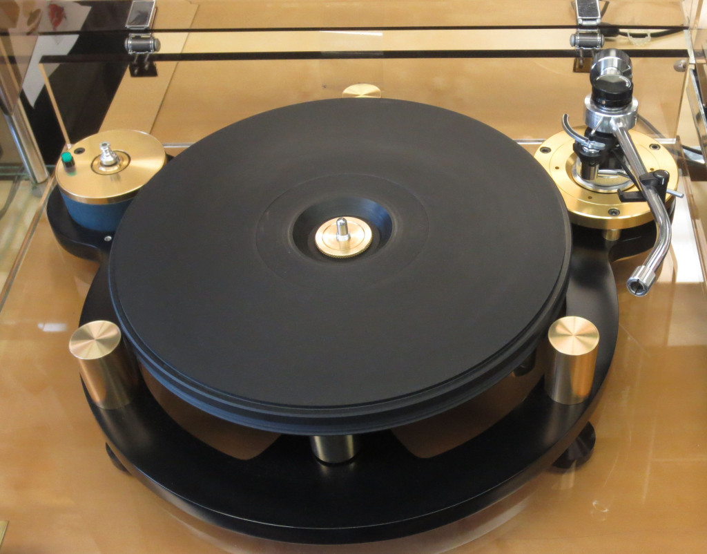 Michell Gyro Dec Turntable