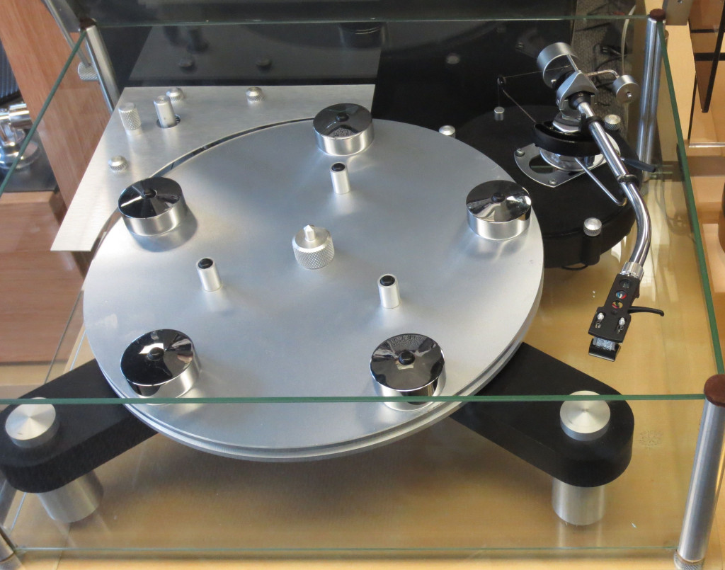 Transcriptors Skeleton Turntable