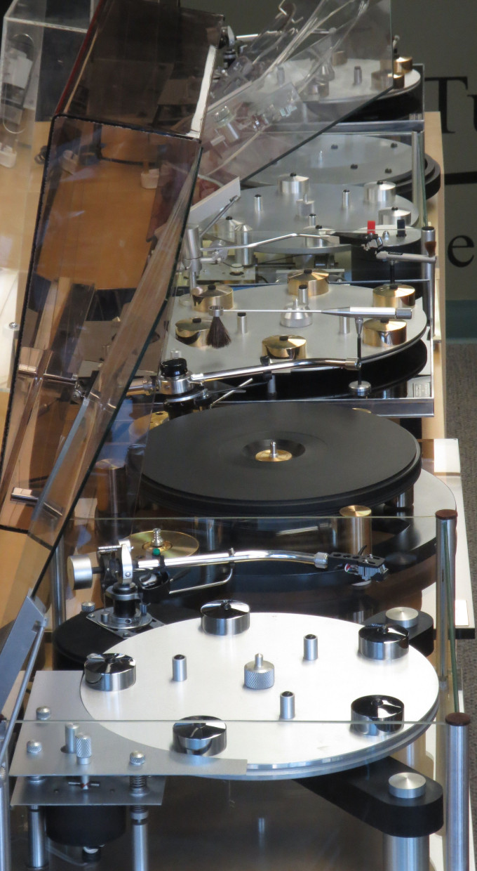 Transcriptors and J.A. Michell Day at The Turntable Shop