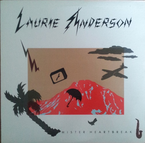 Laurie Anderson M