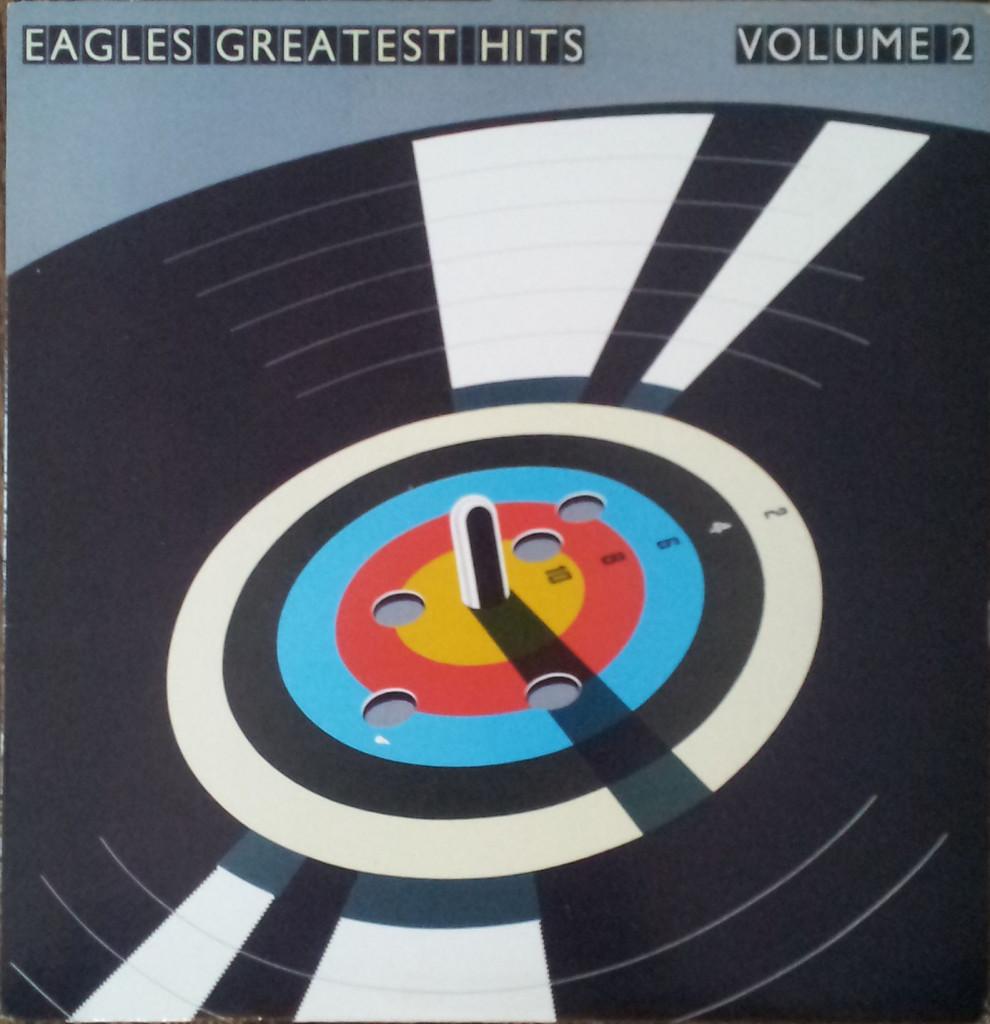 Vinyl on Vinyl - Eagles Greatest Hits Vol. 2
