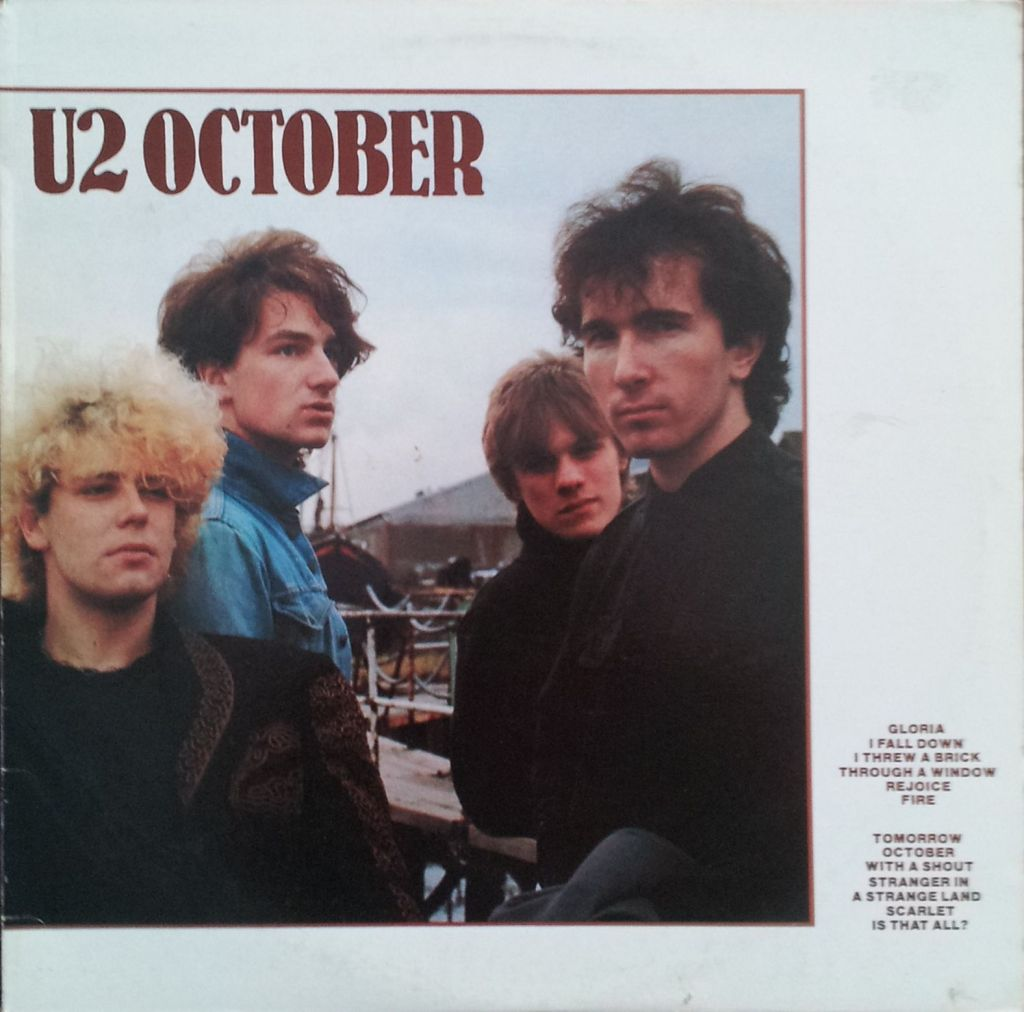 "Back in the day... ""October"" (1982)"